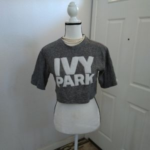 Ivy Park crop top size xsmall